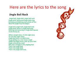 jingle bell rock lyrics favorite song lyrics and