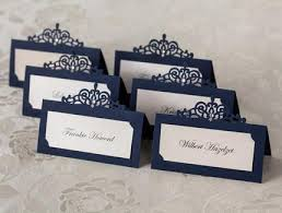 wedding table card seat card wedding decorations place card