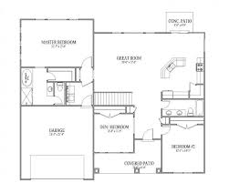 Open Modern Floor Plans Small House Plans Free Modern Ranch Designs Pictures Gallery Nice
