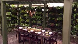 edible backyard garden video hgtv