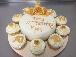 70th birthday cakes small 70th birthday cake m rays bakery