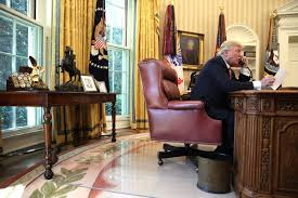trump oval office rug north korea does not want peace talks it wants to bully the us