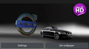 volvo logo 3d volvo logo live wallpaper google play store revenue