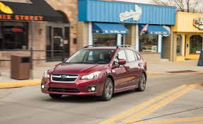2012 subaru impreza 2 0i long term wrap up u2013 review u2013 car and driver