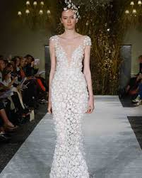 best wedding dress the 9 best wedding dress trends from bridal fashion week martha