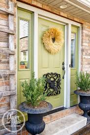 front doors olive green front door olive green front door olive