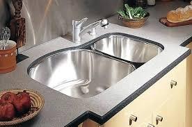 Stainless Steel Kitchen Sinks Undermount Reviews Ss Kitchen Sinks Undermount 6 Stainless Steel Undermount Kitchen