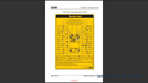 100 clark forklift c500 30 parts manual technical info