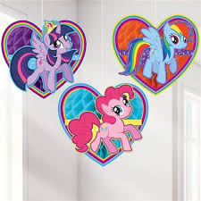 my pony decorations morrisons my pony ceiling decorations product information