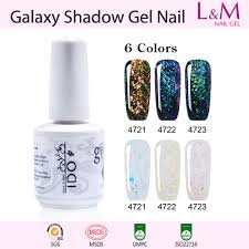 galaxy shadow series soak off uv gel nail polish