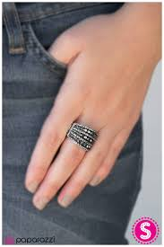 baby silver rings images Paparazzi accessories million dollar baby silver jpg