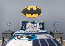 Batman Decor For Bedroom Batman Logo Wall Decal Shop Fathead For Batman Decor