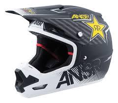 answer motocross gear answer evolve 3 rockstar helmet revzilla