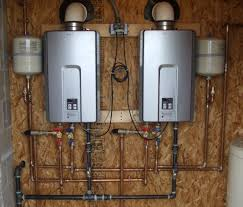 tankless water heaters universal plumbing and heating