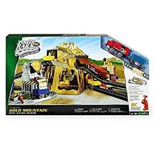 imaginarium metro line train table amazon amazon com imaginarium power rails gold mountain train set toys