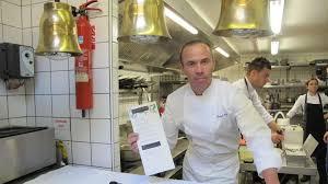 chef de cuisine étoilé un chef étoilé cuisine pour les plus démunis
