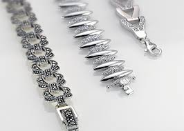 silver bracelet jewelry images Silver jewellery jewellery for women silver jewellery shopping jpg