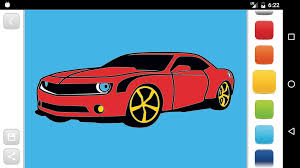 cars coloring book android apps google play