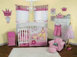 Nature Themed Crib Bedding Trend Lab S Storybook Princess Nursery Collection Baby
