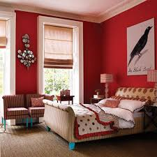 Red Bedroom Ideas Bedroom Decorating Ideas For Every Color Of The Rainbow
