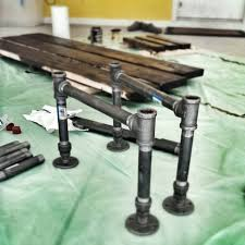 Industrial Standing Desk by Build A Standing Desk Home Depot Best Home Furniture Decoration