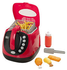 cuisine jouet jouet friteuse dînette cuisine enfant cavernedesjouets