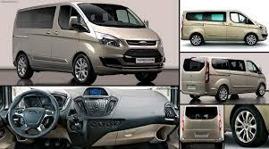 ford commercial ford tourneo custom concept 2012 pictures information u0026 specs