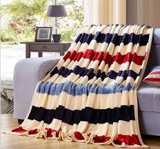canap molletonn molleton couverture sur le lit la maison bande adulte