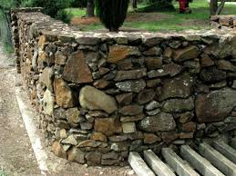 How To Get Marker Off The Wall by Building Good Looking Stone Walls