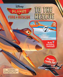 disney planes fire u0026 rescue rescue book disney