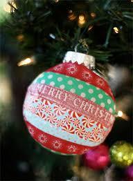 washi tree ornaments alpha