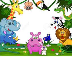 safari cartoon animal safari cartoon royalty free cliparts vectors and stock