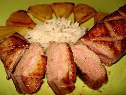 cuisiner magret de canard poele magret de canard poêlé à l ananas