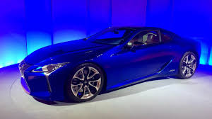 purple lexus new lexus lc500h set for irish roads in spring 2017