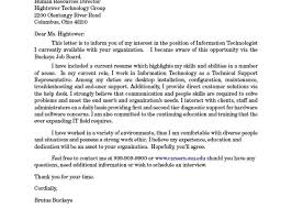 best cover letters department manager cover letter example 40