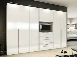inspiring sliding closet doors features white glass door alocazia