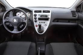2007 Civic Si Interior Honda Civic Si 2003 Design Interior Exterior Innermobil