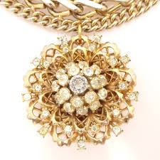 collar gold necklace images Halo collar necklace jpg