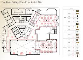 Lounge Floor Plan Nour Al Sharq Hotel On Behance
