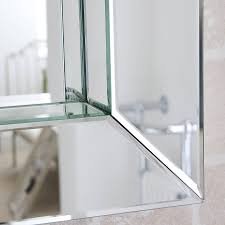 deep all glass bathroom mirror by decorative mirrors online