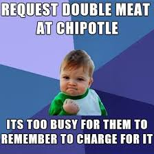 Chipotle Memes - pin by kan on my culture pinterest chipotle memes and laughter