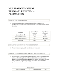 c551a multi mode manual transaxle 1 pdf manual transmission