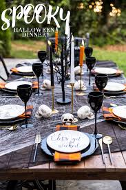 halloween party decorations u0026 halloween menu ideas