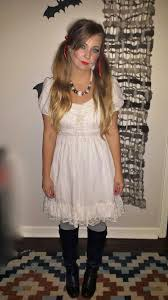halloween doll costumes adults how to dress up as a scary doll for halloween google search