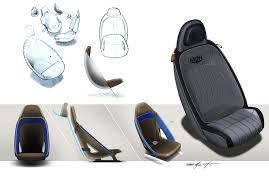 Interior Design Sketches 01 Mini Superleggera Vision Concept Interior Design Sketches Seat