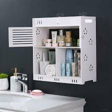 wall mounted kitchen display cabinets bathroom wall mount cabinet storage cupboard kitchen laundry organizer shelf us