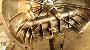 subaru legacy liberty gearbox clutch noise 5 speed manual flywheel
