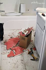 Removing Ceramic Floor Tile One Major Task Of A Man Is To Keep His Home Looking Great And In
