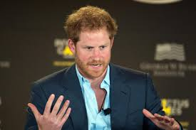 Prince Harry by Prince Harry Former President Bush Stress Importance Of Healing