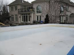 top backyard ice rink refrigeration architecture nice